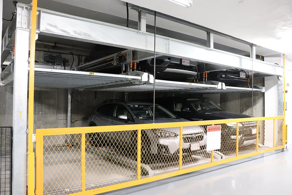 parking solutions automated