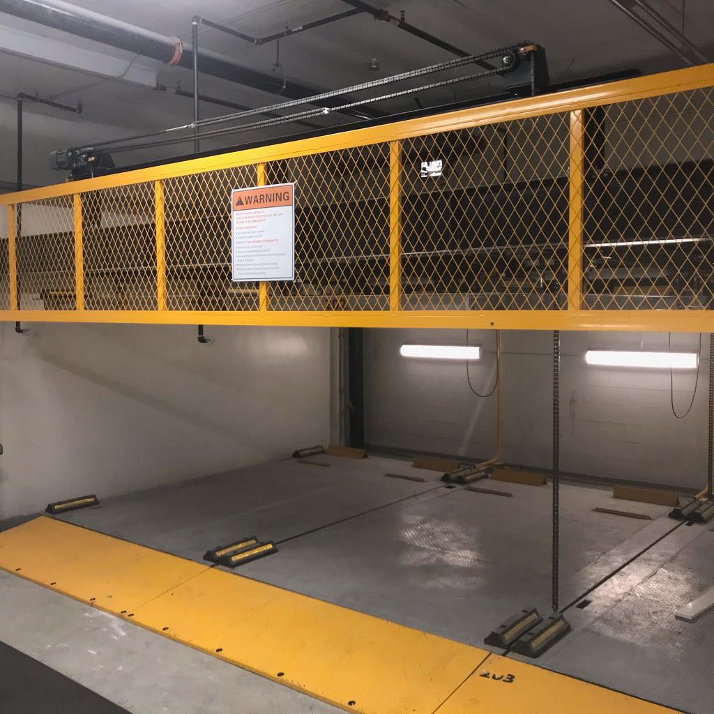 convenient parking solutions automated
